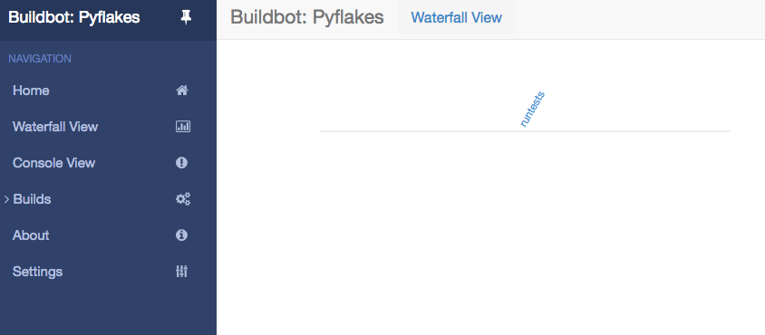 1 2  First Buildbot run with Docker — Buildbot 0 9 0