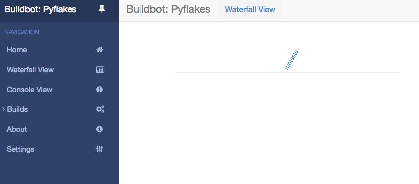Buildbot 1 1 2 documentation