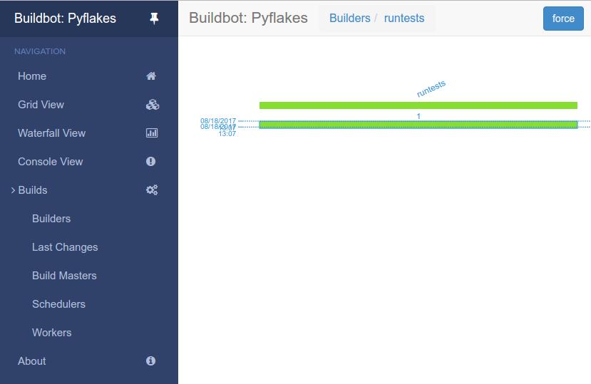 Buildbot 2 2 0 documentation